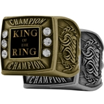Wrestling King of the Ring Champion Ring