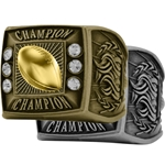 Football Champion Ring