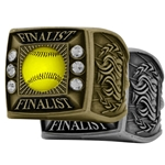 Softball Finalist Ring