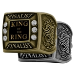 Wrestling King of the Ring Finalist Ring