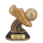 Golden Cleat Soccer Trophies