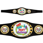 Kids Custom Championship Award Belt