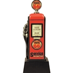 Vintage Gas Pump Trophy