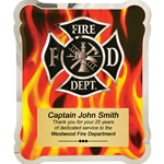 Firefighter HERO Plaques