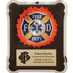 Firefighter Medical/EMT HERO Plaques