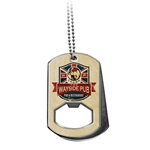 Custom Bottle Opener Dog Tags