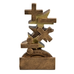Math Star Step Trophies