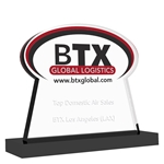 BTX Global Logistics Custom Trophy