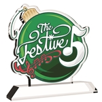 The Festive Five (TFF) Custom Trophy