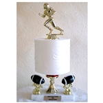 Fantasy Football Toilet Paper Trophies