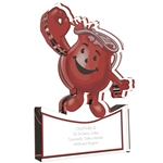 Kool Aid Man Custom Trophy