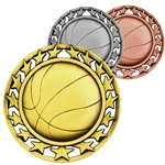 Basketball Star Medallions