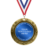 Custom World Class Medals