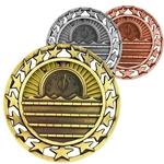 Swimming Star Medallions