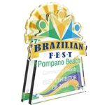 Brazilian Fest Custom Trophies