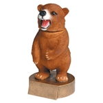 Bear Bobblehead Trophies