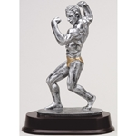 Bodybuilding Male Trophies
