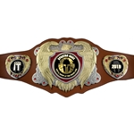 Custom Champion Legion Award Belt