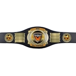 Custom Champion Perpetual Award Belt with 6 Plates