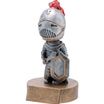 Knight/Crusader Mascot Bobblehead Trophies