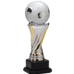 Ceramic Soccer Tower Trophies