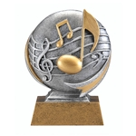 Music MX500 Series Trophies