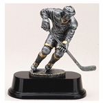 Male Ice Hockey Resin Trophies