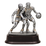 Basketball Double Action Trophies