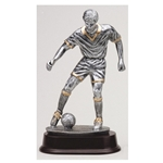 "9.5"" Female Large Soccer Figure Trophies"