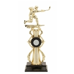 Hockey Fully Assembled Trophies