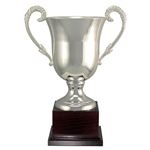 Silver Plated Imported Italian Trophy Cups