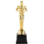 Oscar Like Achievement Replica Trophy