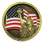 Liberty Challenge Coins