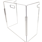 School Portable Protective Shield Safety Barrier for Children
