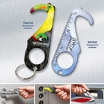 Touchless Keychain Door Handle Pull