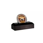 Wooden Challenge Coin Stand