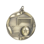 Soccer Die Cast Medals