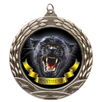 Panther Mascot Medals