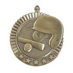 Gold Star Baseball Medal