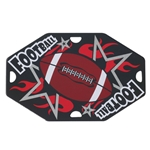 Football Street Tag Medals