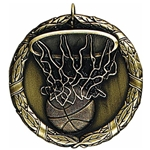 Basketball XR Medals