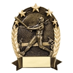 Softball Five Star Trophies