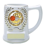Basketball Mug Trophies