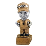 Male Coach Bobblehead Trophies