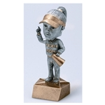 Team Mom Bobblehead Trophies