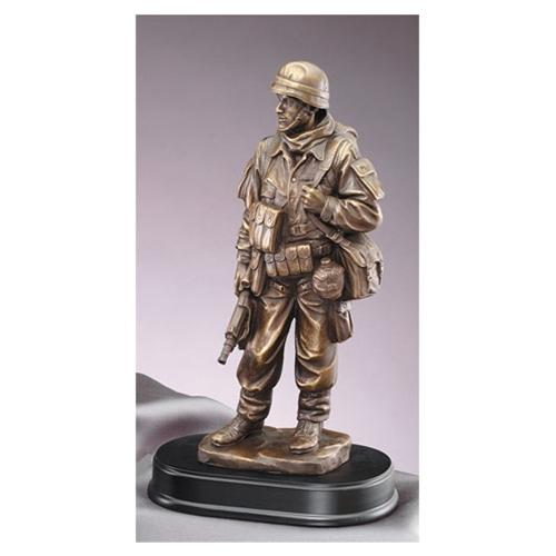 Military Trophies | Patriotic Trophies | Army Trophies