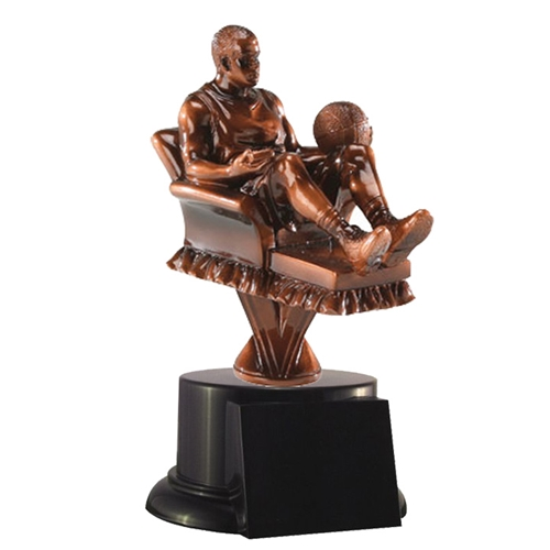 Fantasy Basketball March Madness Armchair Trophy