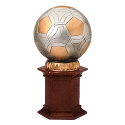 Soccer Trophy Set