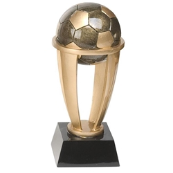 Soccer Tower Trophy