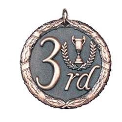 3rd Place Bronze XR Medals